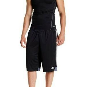 adidas Shorts - Adidas 3GSpeed Men B-ball Short   AP9165 M-SK L-Y1